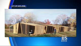 San Jose Pushes Forward With Plan To Build Tiny Homes For The Homeless