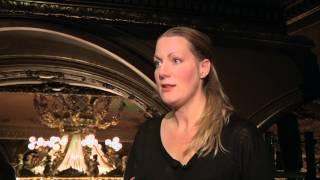 Sofia Jupither berättar om arbetet med Salome