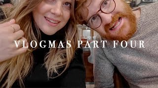 DOING FESTIVE THINGS IN LONDON | VLOGMAS PART FOUR | I Covet Thee thumbnail