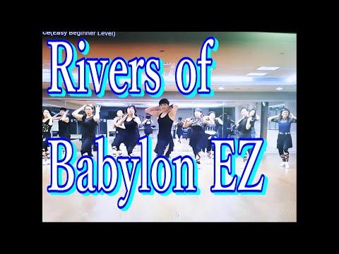 Rivers Of Babylon EZ Line Dance(Easy Beginner Level)