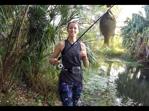FIRST BASS EVER at City Park in New Orleans, Louisiana, fishing with MJ, practice for the Bass Rodeo