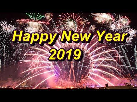 Happy New Year 2019 #Europe #happynewyear2019