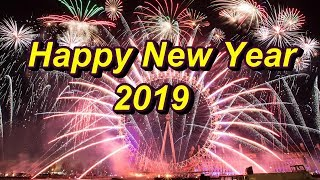 Happy New Year 2019 #Europe #happynewyear2019
