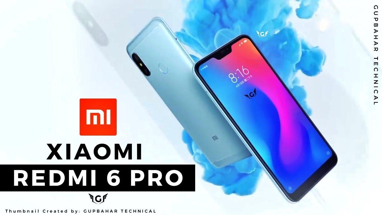 Redmi  Pro Trailer Presentation Video
