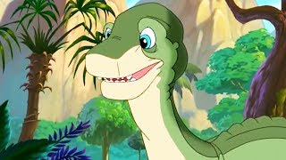 The Land Before Time | The Threehorn Girl | Full Episodes | Kids Cartoon | Kids Movies