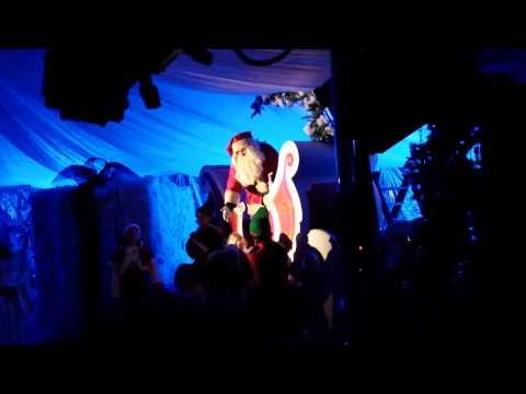 Diego Casale nei panni di  Babbo Natale al Magico Paese di Natale. Govone 🎄🎅