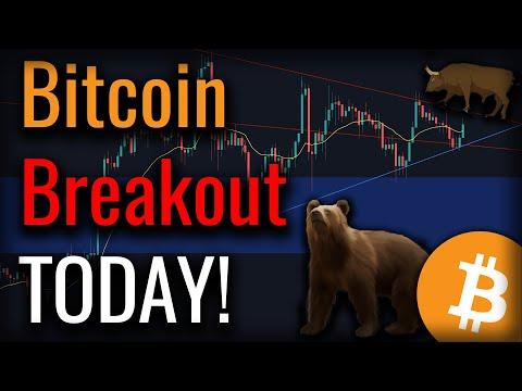 BITCOIN BREAKOUT INCOMING! – $250,000 Bitcoin In Three Years?!