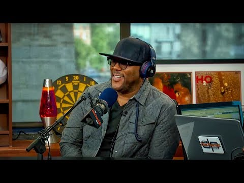 Filmmaker/Actor Tyler Perry Joins The Dan Patrick Show In-Studio| Full Interview | 10/10/17