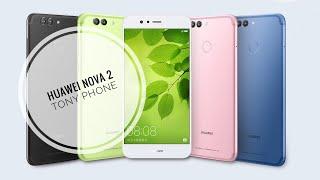 Huawei Nova 2 - Test d'un smartphone convaincant et accessible.