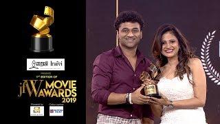 JFW Movie Awards 2019| Vada Chennai| Best Costume Designer- Amritha Ram| DSP Sings
