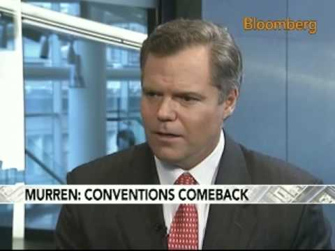 Murren Discusses Private Equity Interest in MGM Mirage: Video