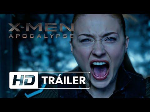 ver X-Men: Apocalipsis (X-Men: Apocalypse) Trailer Oficial HD