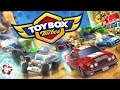 Toybox Turbos Compared to Micro Machines on Mega Drive
