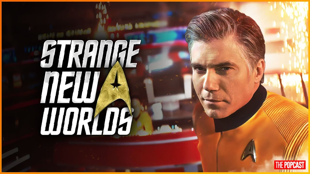 Download This is how STRANGE NEW WORLDS will bring OLD TREK and NEW TREK Together!