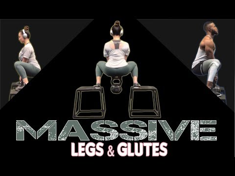 Get MASSIVE Legs & Glutes | KettleBell Sumo Squats With FLAWLESS FORM