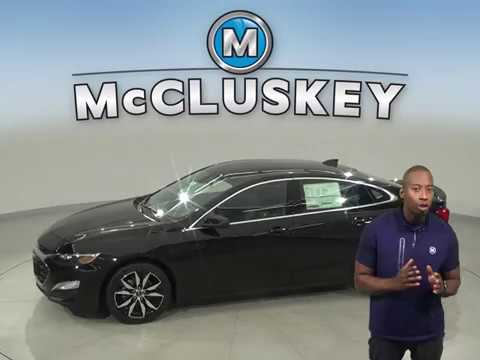 200822 - New, 2020, Chevrolet Malibu, Test Drive, Review, For Sale -