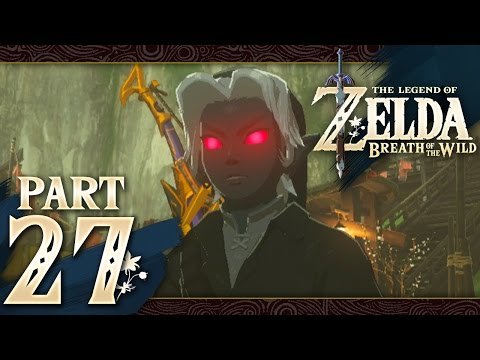 The Legend of Zelda: Breath of the Wild - Part 27 - Dark Link Set