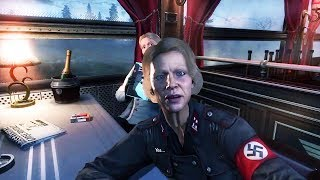 Wolfenstein The New Order Official Gameplay Video