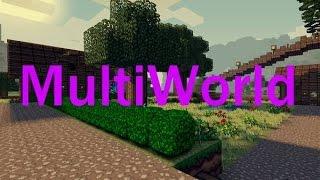 Wultiworld как создать несколько миров.