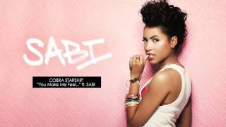 "Cobra Starship ft. Sabi - ""You Make Me Feel...."" [Audio]"