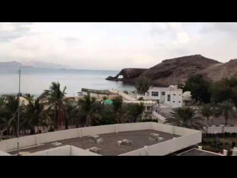 The Golden Beach in Aden, Yemen