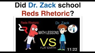 Did Dr. Zack school Red