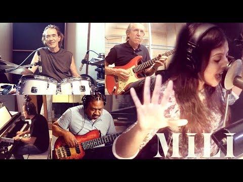MILI - DREAM LIKE A SKYLARK : Vinnie Colaiuta, Michael Landau, James Genus, George Whitty