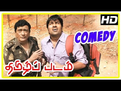 Thamizh Padam Comedy Scenes   Part 2   Shiva   MS Bhaskar   Manobala   Tamil Movie Comedy Scenes
