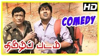 Thamizh Padam Comedy Scenes | Part 2 | Shiva | MS Bhaskar | Manobala | Tamil Movie Comedy Scenes
