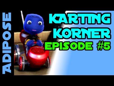 Karting Korner: Episode Five: LittleBigPlanet Karting News and Reviews!