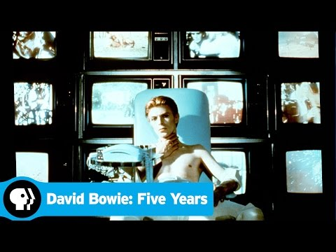 DAVID BOWIE: FIVE YEARS | Preview | PBS