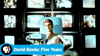 DAVID BOWIE: FIVE YEARS   Preview   PBS