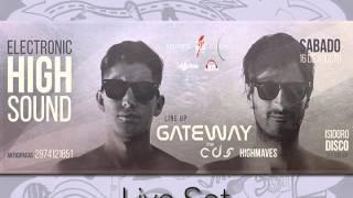 Gateway en Caleta Olivia (Live Set)