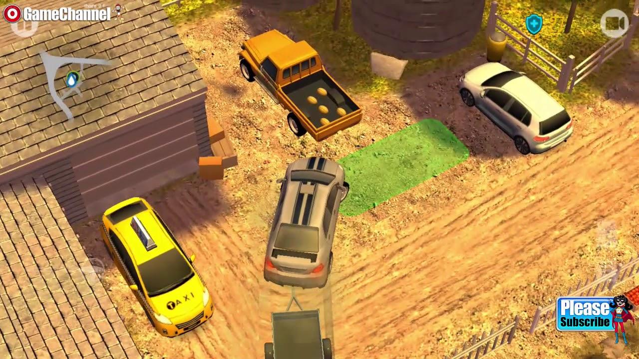 extreme parking mania 2 car game