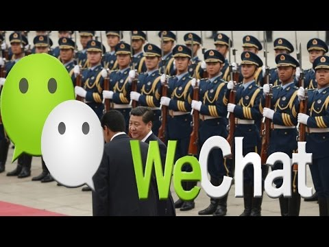 WeChat Crackdown in China Over Prostitution