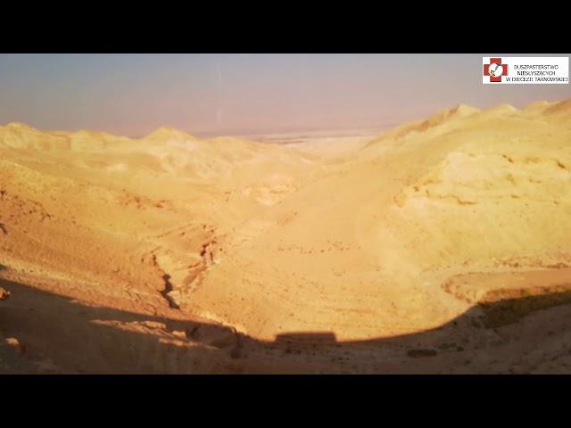 Izrael - Pustynia