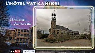 Hôtel Vatican - BELGIQUE, URBEX, Liège #45