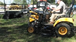 Cub Cadet Yanmar SC2400 Tractor