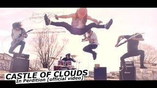 "CASTLE OF CLOUDS ""In Perdition"" (official music video) 