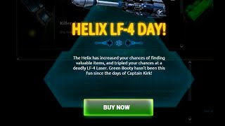 Dark Orbit Helix LF-4 Day 200 Keys