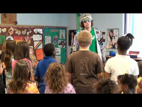 Dewey Decimal Rap Live at the Learning Center