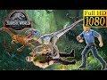 Película de Jurassic World El Reino Caído - Videos de dinosaurios para niños Capitulo 1