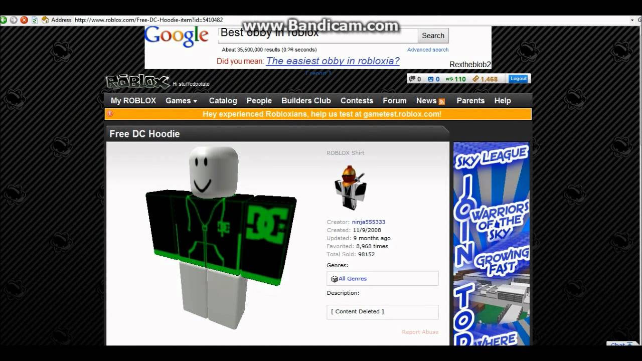 Roblox How To Copy A Shirt Or Pants Youtube