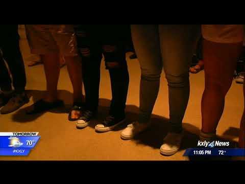 Community finds hope during prayer vigil