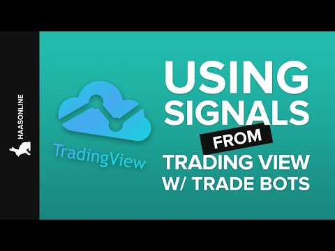 Integrate TradingView alerts with your HaasBot trading bot [High Quality Signals]