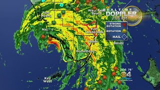 Tracking Hurricane Irma 9/10 2PM thumbnail