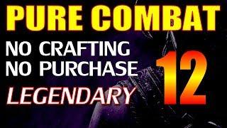 Extreme Skyrim Pure Combat Walkthrough NO CRAFTING Part 12: The Black Star - Ilinalta's Deep