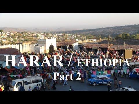Ethiopia / Harar 2 Central market Part 34