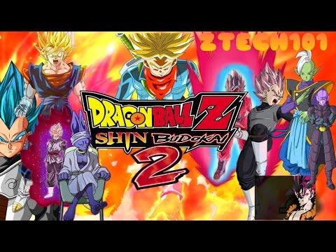 Dragon Ball Z shin budokai 2 mod download