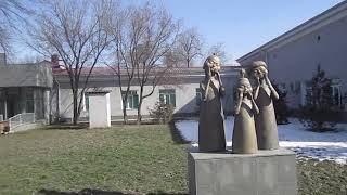 Бишкек-2019, обзор после реконструкции «Национальный центр онкологии»